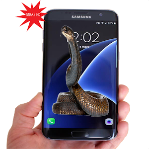 Screen with Snake APK