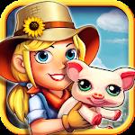 Happy Farm : Pets Party Icon
