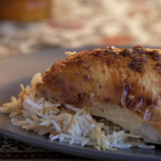 Egyptian Roasted Chicken