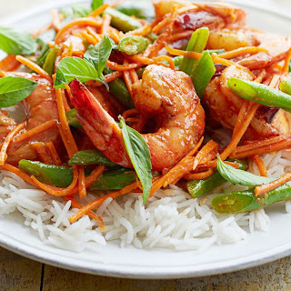 Thai Shrimp Curry Green Beans Recipes