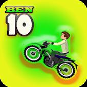 Game Ben Super Ultimate Alien Motorbike apk for kindle fire