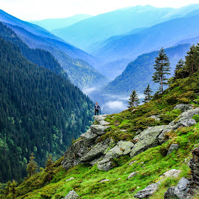 by Flaviu Negru - Landscapes Mountains & Hills