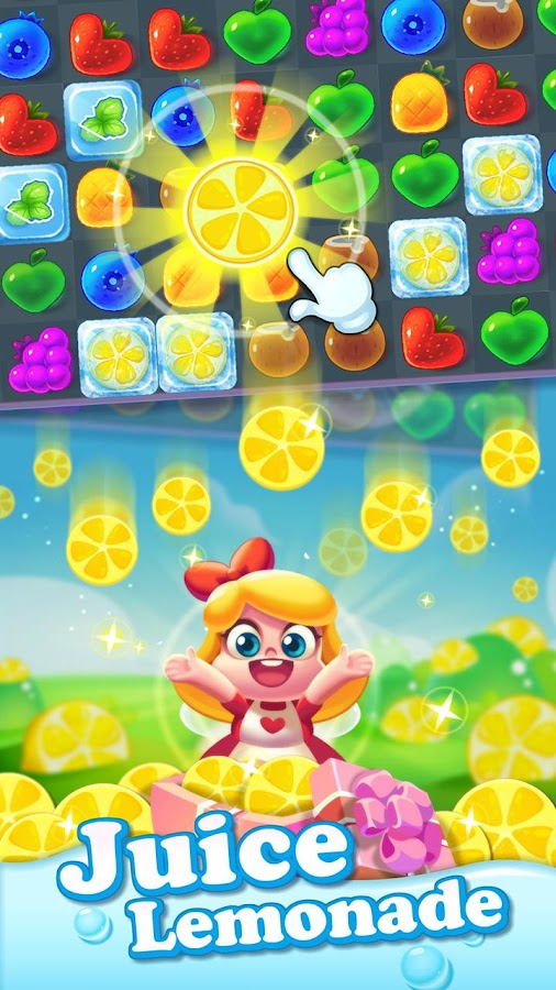 Tasty Treats - A Match 3 Puzzle Game Screenshot 3