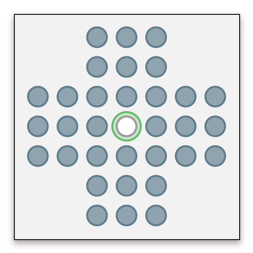 Peg Solitaire (game)