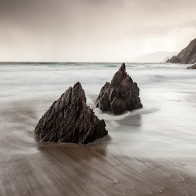 Less is more! by Brens Photo's - Landscapes Beaches ( ireland, seascape, coast )
