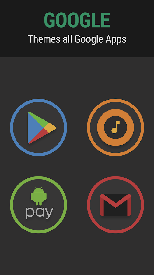 Devo Icon Pack Screenshot 1