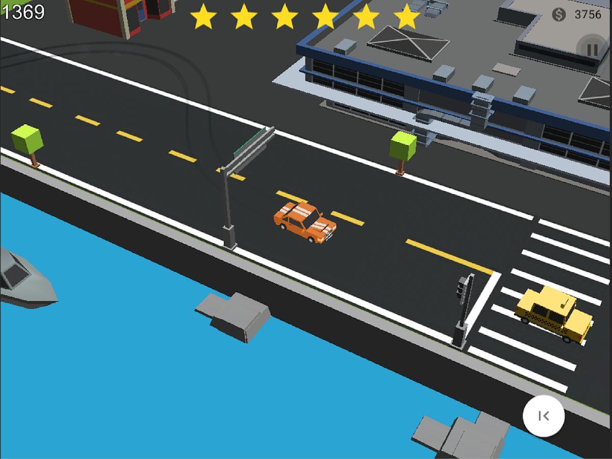 Crazy Racing: Cops Smasher Screenshot 4