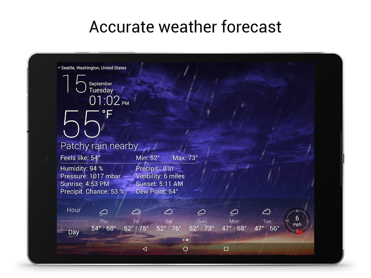 Weather Live Free Screenshot 17