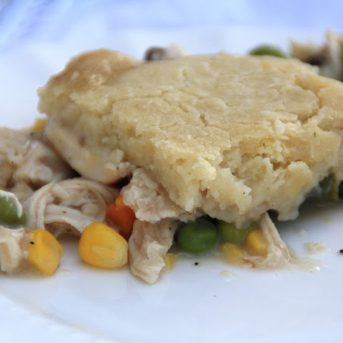 Weeknight Chicken Pot Pie