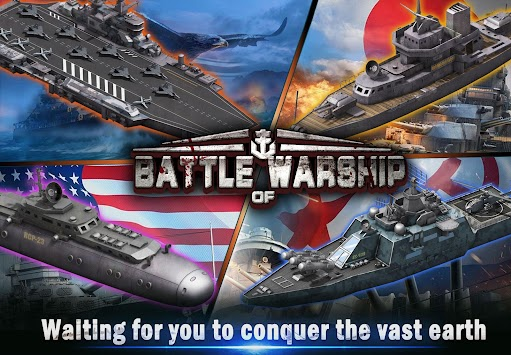 Battle Of Warship: Battleship Naval Warfare APK screenshot thumbnail 4