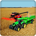 Game Real Tractor Farming Sim 2017 apk for kindle fire