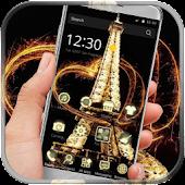 App Neon Eiffel Tower Night APK for Windows Phone