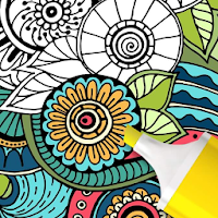 Mandala coloring game For PC (Windows And Mac)
