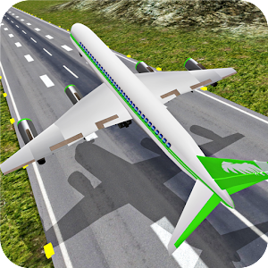 Airplane Fly 3D : Flight Plane For PC
