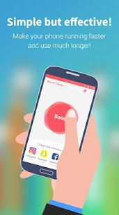 Boost Clean (Booster, Cleaner) for Lollipop - Android 5.0