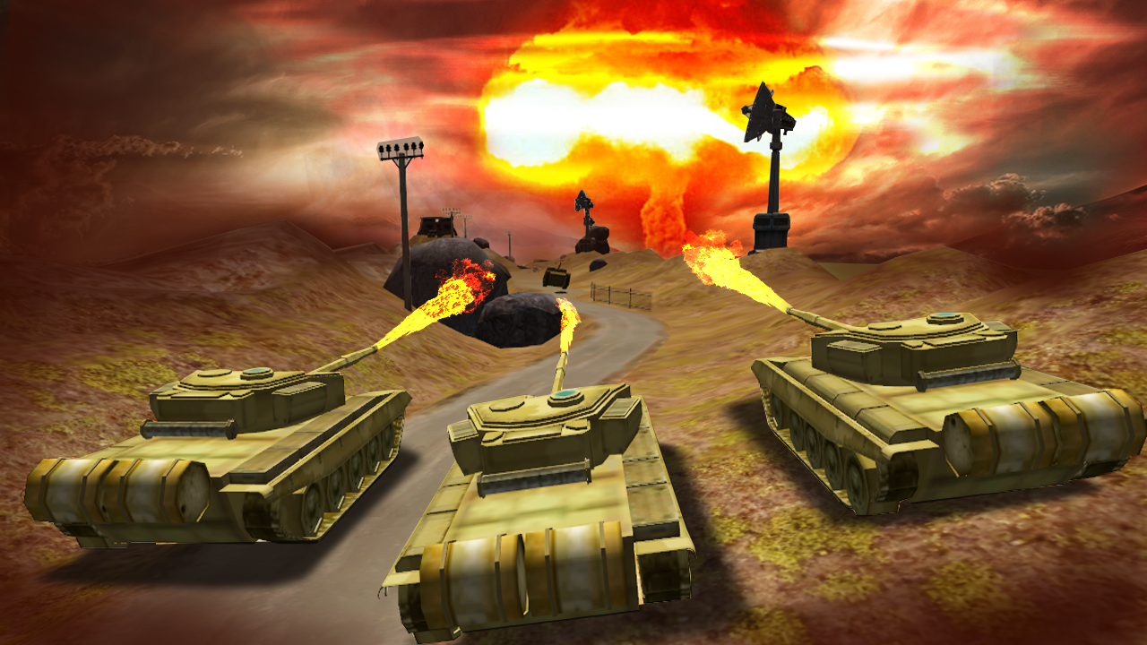 Clash of Tanks Screenshot 7