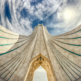 Azadi Tower by Mohammad Reza Domiri Ganji - Buildings & Architecture Other Exteriors