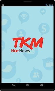 TKM HotNews - screenshot