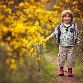 My George by Claire Conybeare - Chinchilla Photography - Babies & Children Toddlers