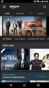 App Amazon Prime Video APK for Windows Phone