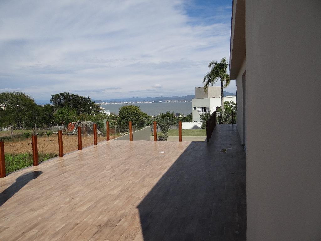Casa 4 Dorm, Cacupé, Florianópolis (CA0509) - Foto 2