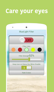 Bluelight Filter - Night Mode APK for iPhone