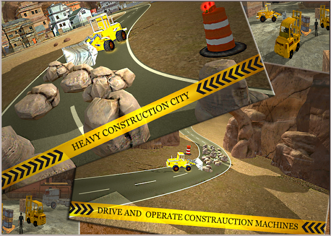 android Construction : Build Operation Screenshot 11