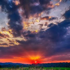 untitled by Dragan Milovanovic - Landscapes Sunsets & Sunrises (  )