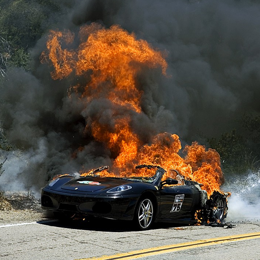 Dude Your Car On Fire Prank Android Apps On Google Play Free