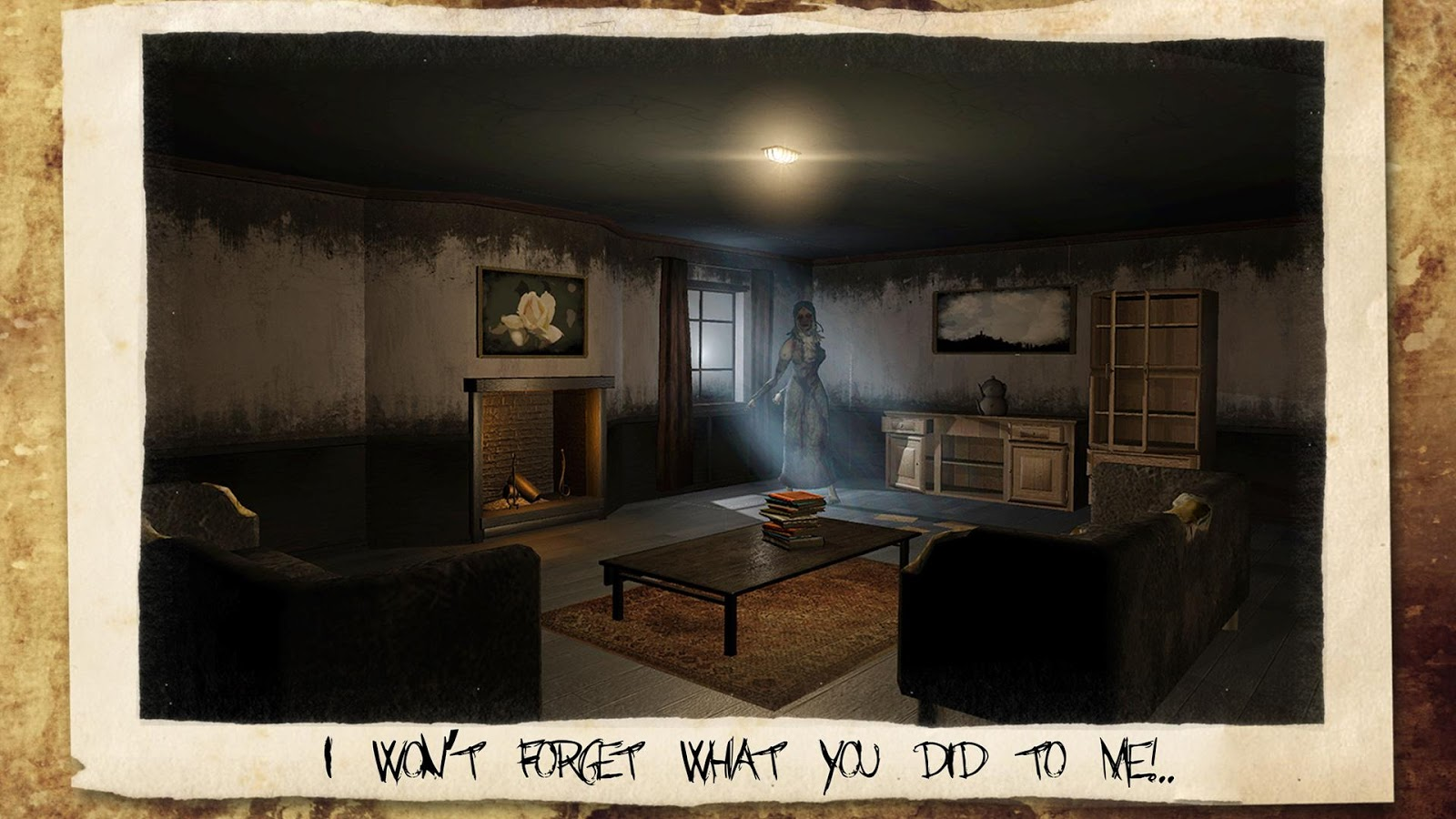 The Fear : Creepy Scream House Screenshot 2