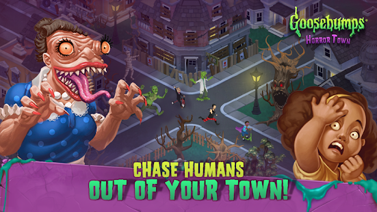 Goosebumps HorrorTown - Monsters City Builder