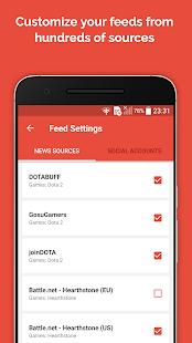 App Upcomer eSports APK for Kindle