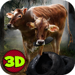 Crazy Mutant Cow Simulator 3D file APK Free for PC, smart TV Download