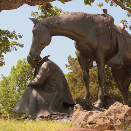 by Steve Tharp - Buildings & Architecture Statues & Monuments