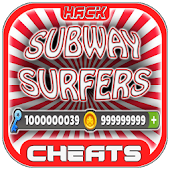 Cheats For Subway Surfers Hack Joke App - Prank!