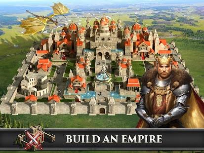 APK Game King of Avalon: Dragon Warfare for iOS