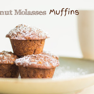 Healthy Muffins Molasses Recipes