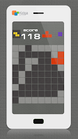 Screenshot of Quadris Blocks