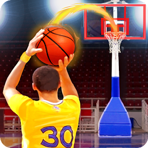 Shoot Baskets Basketball, improve your shot like a real basketball player! APK Icon