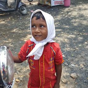 HOPE by Ved Thapar - Babies & Children Children Candids