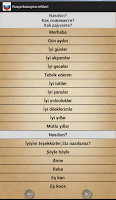 Screenshot of Rusça Konuşma Rehberi (DEMO)