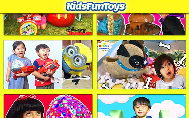 KidsFunToys Screenshot