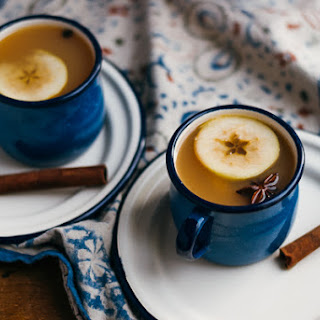 Spiced Apple Cider With Whiskey Recipes
