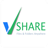 App Vshare - File && Folder Anywher apk for kindle fire