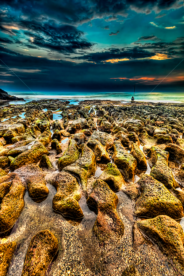 at the edge by Hendri Suhandi - Landscapes Beaches ( bali, landscape )