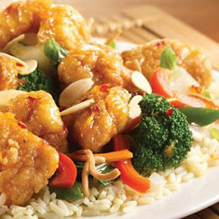 Orange Chicken Bowl