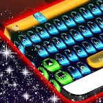 Glowing Colors Keyboard Theme Icon