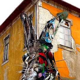 by Jorge Coelho - City,  Street & Park  Vistas
