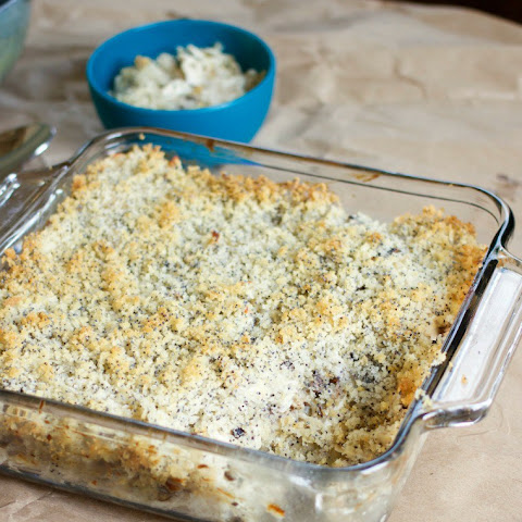 Homemade Poppy Seed Chicken Casserole