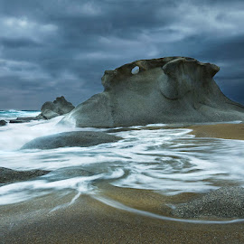 Monster Rock by Fokion Zissiadis - Nature Up Close Rock & Stone